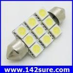LFC002 หลอดไฟ LED 5050SMD 3x3LED ไฟส่องสว่างภายในห้องโดยสาร ยี่ห้อ OEM รุ่น