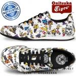 Onitsuka Tiger Serrano Limited Edition - Tokidoki All Over / White ของแท้ มีกล่อง ป้ายครบ