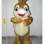 ตุ๊กตากระต่ายเต้นได้ (มีเสียงเพลง)
