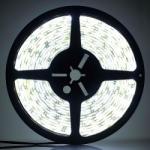 LES007 LED Strip Ribbon Flexible ยาว 5 เมตร 5050 60 LEDs/M 15-18 Lumen/chip แสงสว่างมากกว่า (กันน้ำได้) (Chip from Taiwan