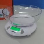 เครื่องชั่งดิจิตอล ตาชั่งดิจิตอล เครื่องชั่งอาหาร เครื่องชั่งน้ำหนัก 7Kg ความละเอียด 1g Digital Mini Kitchen Scale WH-B09L