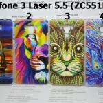 เคส Asus Zenfone 3 Laser 5.5 (ZC551KL) เคสนิ่มพิมพ์ลาย