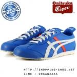 Onitsuka Tiger Mexico 66 - Strong Blue / Soft Grey ของแท้ มีกล่อง ป้ายครบ