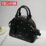 กระเป๋า Axixi พร้อมส่ง รหัส NM12243 สีดำ ลายดาว แบบเรียบหรู ดูดีมากค่ะ