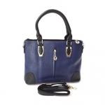 กระเป๋าเกาหลีพร้อมส่ง รหัส SUC0022BL สีน้ำเงิน ถือและสะพายข้างได้ น่าใช้มากค่ะ