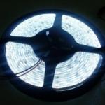 LES011 LED Strip Ribbon Flexible ยาว 5 เมตร 5050 60 LEDs/M 15-18 Lumen/chip แสงสว่างมากกว่า (ไม่กันน้ำ) (Chip from Taiwan)