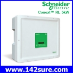 INV036 อินเวอร์เตอร์ โซล่าเซลล์ Schneider Single-phase grid-tie inverter5kw Conext RL 5000 E ได้ผ่านการรับรองจาก กฟภ และ กฟน(สินค้า Pre-Order)