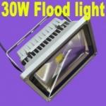 LFL013 LED Flood Light 30W LED 2400 Lumen Warm White สีขาวอมเหลือง Flood/Area/Landscape (Chip from Taiwan) ยี่ห้อ OEM รุ่น 30W