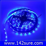 LES034 ไฟLED Strip 300LEDs Flexible Strip Ribbon 5M 3528 12V 60LED/M สีน้ำเงิน (ไม่กันน้ำ)