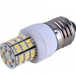 SMD001 หลอดไฟ LED E27-3148 SMD 3W 220V สีขาว 6000K ยี่ห้อ SET รุ่น E27-3148
