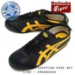 Onitsuka Tiger Mexico 66 - Black / Yellow ของแท้ มีกล่อง ป้ายครบ