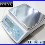 HSD009: เครื่องชั่งดิจิตอล WANT Digital Scale Balance Weight 10kg ความละเอียด0.1g เครื่องชั่งแบบละเอียด คุณภาพดีมาก
