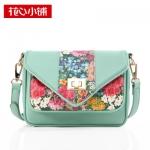 กระเป๋า Axixi พร้อมส่ง รหัส 005047 ลายดอกไม้ สะพายด้วยวิธีเดียว สวยค่ะ