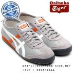 Onitsuka Tiger Mexico 66 - Light Gray / White ของแท้ มีกล่อง ป้ายครบ