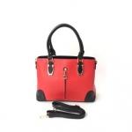 กระเป๋าเกาหลีพร้อมส่ง รหัส SUC0022RD สีแดง ถือและสะพายข้างได้ น่าใช้มากค่ะ