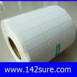 STB007 สติกเกอร์ บาร์โค้ด Label Paper 30mmX10mmX10000pcs (จำนวน10000ดวง) ยี่ห้อ OEM รุ่น 30mmX10mmX10000pcs