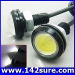 LFC019 หลอดไฟ สปอร์ตไลท์ 1คู่ 3W High Power LED Larger Lens Ultra-thin car led Eagle Eye