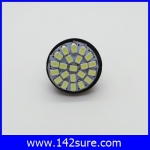 LFC034 LED ไฟเบรค 1 คู่ สีขาว 12VDC SMD Surface Mount Device direction indicator LED backup light white 7443