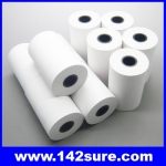 PTH012 จำนวน10 ม้วน กระดาษความร้อน กระดาษเครื่องพิมพ์ใบเสร็จ Thermal Papar กระดาษใบเสร็จ ขนาด2″ 57 mm. เส้นผ่านศูนย์กลาง40 มม. ยาว15เมตร (เกรด A จากญี่ปุ่น)