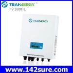 INV024 อินเวอร์เตอร์ โซล่าเซลล์ Trannergy Grid-connected inverter 3kW ได้ผ่านการรับรองจาก กฟภ. และ กฟน.(สินค้า Pre-Order)