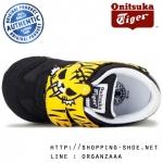 Onitsuka Tiger California 78 Toddler TS Limited Edition - Tokidoki Black / Charcoal ของแท้ มีกล่อง ป้ายครบ