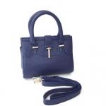 กระเป๋าเกาหลีพร้อมส่ง รหัส SUC0020BL สีน้ำเงิน แบบสะพายข้างผู้หญิง มีสายสะพายยาวสวยค่ะ