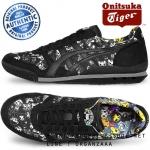 Onitsuka Tiger Ultimate 81 Limited Edition - Tokidoki Black / Black ของแท้ มีกล่อง ป้ายครบ