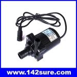 SOP019 ปั้มน้ำ โซล่าปั้ม พลังงานแสงอาทิตย์ โซล่าปั้มดีซี 900ลิตรต่อชั่วโมง DC 24V Mini DC water pump (ปั้มน้ำเหมาะสำหรับทำน้ำพุ น้ำตก อื่นๆ)