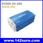 SIN016 อินเวอร์เตอร์ โซล่าเซลล์ ขนาด 300Watt Pure Sine Wave inverter STI300, 24V