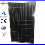แผงโซล่าเซลล์ Yingli Poly-Crystalline Silicon Solar Cell Module 250W มาตราฐาน UL TUV IEC ใช้กับโครงการ Solar rooftop ได้