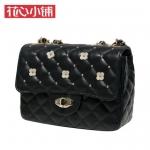 กระเป๋า Axixi พร้อมส่ง รหัส NM12247 สีดำ แบบสวยน่าใช้มากค่ะ