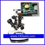 MCP018 กล้อง ไมโครสโคป Double-Lens Contrast Stereo Microscope 2D/3D Contrast Microscope 7X-300X ยี่ห้อ WD รุ่น WD11870