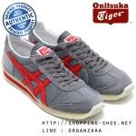 Onitsuka Tiger California 78 Vintage - Grey / Red ของแท้ มีกล่อง ป้ายครบ