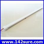 LTL012 หลอดผอม ฝาครอบขาวขุ่น LED tube LED Bar light 10.5w 720lm DC12v SMD5630 36leds 50cm ยี่ห้อ OEM รุ่น 10.5W 50CM