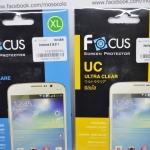 ฟลิมกันรอย Asus Zenfone 3( ZE552KL) ยี่ห้อ Focus หน้า + หลัง