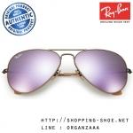 RayBan - RB3025 167/4K Aviator Lilac Flash Lens, 58 mm.