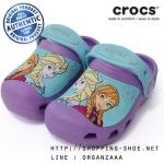 C6/7 (15 cm.) : Creative Crocs Frozen Clog - Iris ของแท้ Outlet ไทยและอเมริกา