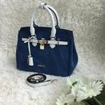 กระเป๋าถือและสะพายข้างผู้หญิงพร้อมส่ง รหัส SUB0022WH หูหิ้วสีขาว สวยค่ะ
