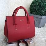 กระเป๋าถือใบใหญ่พร้อมส่ง รหัส SUB0020RD สีแดง แบบเรียบหรูดูดีมากค่ะ