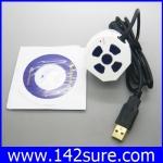MCP025 กล้องไมโครสโคป กล้องดิจิตอลปรับโฟกัสอัตโนมัติ กล้องไมโคสโคปความละเอียดสูง5Mp ขยาย12X – 200X เชื่อมต่อUSB (พร้อมซอฟแวร์บันทึกวีดีโอในระดับ 720p)