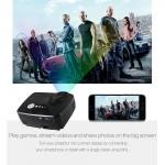 อ่ะฮ๊าา!! @++@ ใหม่+สด+ซิง+แรงจริง กระทิงเรียกล๊วกเพ่!เลยพ่ะย่ะค่ะกับ Portable GP70UP LED WiFi Projector with Android 4.4.2 .นางสู้แสงได้ถึง 1300 Lumens เลยนะ Full HD 1080p. HDMI VGA AV USB SD Card Slot Port Remote Control ปิ๊ง! ปิ๊ง! ป๊๊ง!