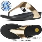 US5 : Fitflop Banda Leather Gold ของแท้ นำเข้าจาก USA และ UK