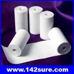 PTH016 จำนวน100ม้วน กระดาษเครื่องพิมพ์ใบเสร็จ กระดาษเทอร์มอล กระดาษความร้อน Thermal Papar กระดาษใบเสร็จ ขนาด2นิ้ว 57 x 30 mm เส้นผ่านศูนย์กลาง 30 มม.