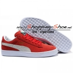 Puma The Suede - Red (40-45)