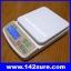 BAL041: เครื่องชั่งดิจิตอล ตาชั่งดิจิตอล เครื่องชั่งอาหาร เครื่องชั่งน้ำหนัก Digital balance scale 5kg ความละเอียด 1g SF-400A สินค้าเกรด A thumbnail 2