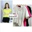 เสื้อแฟชั่น เสื้อทำงาน ผ้าฮานาโกะ สีดำ ดีไซน์สวยเรียบหรู สินค้าคุณภาพ ราคาไม่แพง thumbnail 4