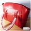 กระเป๋าแฟชั่น ดีไซน์สวยเรียบหรู สีส้ม คลาสสิค แบบยอดนิยม เหมาะกับทุกโอกาส สามารถถือและสะพายได้ทั้งสองแบบ ((โปรโมชั่นส่งฟรี)) thumbnail 12