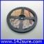 LES035 LED Strip Ribbon flexible ยาว 5 เมตร SMD3528 60 LEDs/M (ไม่กันน้ำ) (Chip from Taiwan)(แสงสีเหลือง) thumbnail 2