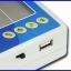 เครื่องมือวัด 6-in-1 Multi-Function pH °C ORP EC CF TDS PPM Monitor Water Meter Tester LED thumbnail 3