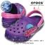 J3 (22.5 cm.) : Crocband Galactic Clog - Neon Purple ของแท้ Outlet ไทยและอเมริกา thumbnail 1